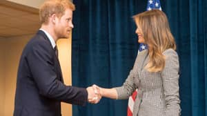 Prince Harry Met Melania Trump And Sparked Conspiracy Theories