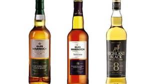 Aldi Whiskies Named Best In The World - Again