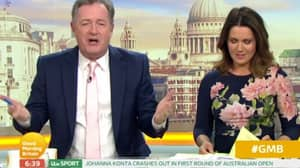 Piers Morgan Slammed As He Mimics Chinese Language On Live TV