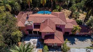 Osama Bin Laden's Half-Brother Puts Bel Air Mansion Up For Sale At $28M