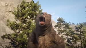 First-Person Bear Attacks In On 'Red Dead Redemption 2' Are Terrifying