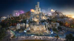 Plans Reveal What £3.5bn Park Dubbed 'UK Disneyland' Will Look Like