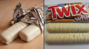 'Limited Edition' White Chocolate Twix Is Reportedly Back Permanently