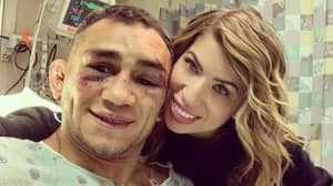 Tony Ferguson Shows Off Beaten And Bruised Face After UFC 249
