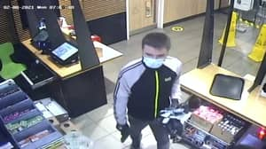 Thief With Fake Gun Raided McDonald's Demanding Nuggets But They Were Only Serving Breakfast