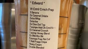 Man's Starbucks Order Is So Ridiculous It Makes Worker Want To Quit