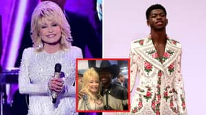 Dolly Parton Says She Loves Lil Nas X After Praising His Jolene Cover