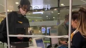 Kind Ryanair Passenger Pays 'Tearful' Mum's Luggage Fee After Bag Is Deemed Too Big