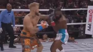 Jake Paul Defeats Former UFC Champion Tyron Woodley In Boxing Match