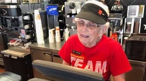 Meet The Woman Who Has Worked In Maccies For Over 40 Years