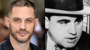 New Photos Of Tom Hardy As Al Capone Are Here And The Resemblance Is Uncanny