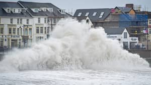 UK Braced For Strong Winds And Heavy Rain As Storm Ciara Hits