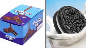 You Can Buy Cadbury Chocolate-Covered Oreo Cakes At B&M Now