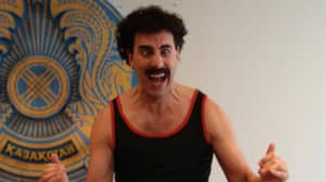 Borat Has Joined TikTok And Made Covid-19 Face Mask Announcement