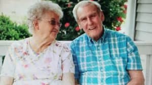 Wife Dies Of Broken Heart Moments After Husband Of 70 Years