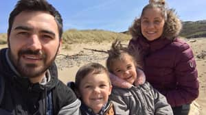 Young Family Sells Everything They Own To Travel The World