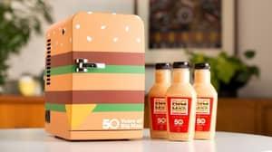 Stop Everything, You Can Buy Maccies Big Mac Sauce In Bottles