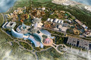 First Pictures And Layout Revealed Of The £3.5 Billion 'UK Disneyland'
