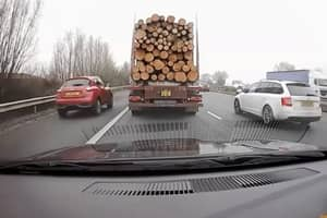 Impatient Driver Gets Handed A Hot Steaming Plate Of Instant Karma