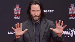 Keanu Reeves Is Being Praised For Considerate Behaviour Towards Female Fans