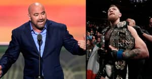 Dana White Has His Say On Conor McGregor Being Stripped Of The Featherweight Title