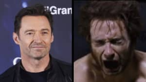 Hugh Jackman Said A Teary Farewell To His Wolverine Character