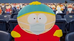 NFL Team Denver Broncos Have Placed The Entire South Park Town Into The Stadium