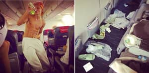 Unsurprsingly Human Beings Are Just As Awful On Planes As On Land
