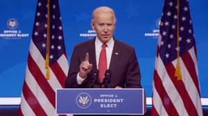 Hand Recount In State Of Georgia Has Declared Joe Biden The Winner