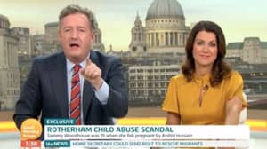 Piers Morgan Flies Into Explosive Rant Over Rotherham Sex Abuse Scandal On Good Morning Britain