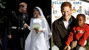 An African Orphan Who Befriended Prince Harry Was Invited To Royal Wedding