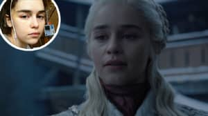 Emilia Clarke Shares Never Seen Before Hospital Images After Brain Aneurysm