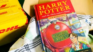 Rare First Edition Harry Potter Book Sold For £60,000 At Auction