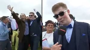 LAD Gives The Greatest Interview On 'At The Races'