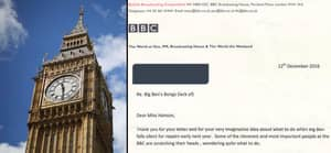 """BBC Reply To Girl Who Offered To """"Bong"""" In Big Ben's Absence"""