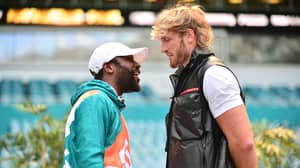 Logan Paul Claims He'll Retire As 'Greatest Boxer On Planet' After Beating Floyd Mayweather