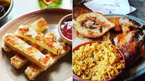 Nando's Is Giving Away Free Halloumi Sticks To People Collecting Exam Results