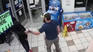 Ex-Marine Who Disarmed Armed Robber Speaks Out