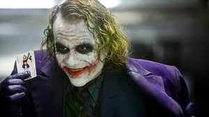 Heath Ledger As The Joker Voted Most Iconic Movie Moment In Last 21 Years
