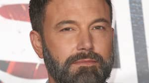 Ben Affleck Has Been Absolutely Rinsed For His Phoenix Back Tattoo