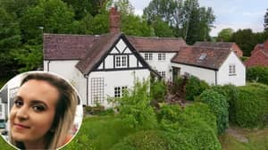 Woman Wins Amazing £500k Farmhouse After Buying £2 Raffle Ticket