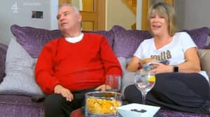Ruth Langsford Horrifies Eamonn Holmes With Dryer Anecdote On Celebrity Gogglebox