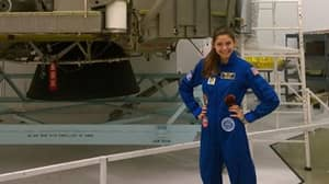 This 17-Year-Old Could Be The First Human To Go To Mars