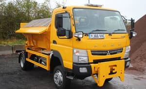 Council Asks Public To Name New Gritter And Obviously We Took The Piss
