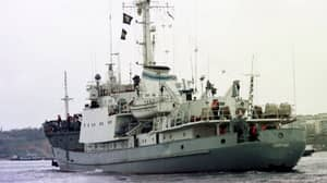 Russian Spy Ship Sinks Off The Coast Of Turkey After Collision