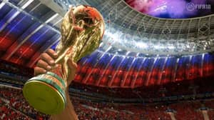 FIFA 18 World Cup Mode Released Today