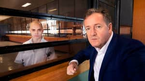 Piers Morgan Meets Psychopath Who Killed His 4-Year-Old Sister To Hurt His Mum
