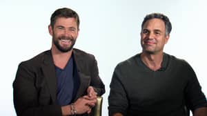 ​The Stars Of Marvel's 'Thor: Ragnarok' Talk Downtime Pints, Being A Hero And The Modern Day Gent