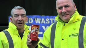 Recycling Workers Help Elderly Lady Find Lost £20,000 Stashed In Gravy Tins
