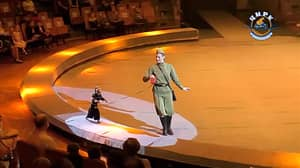Investigation After 'Nazi Monkey' Appears In Russian Circus